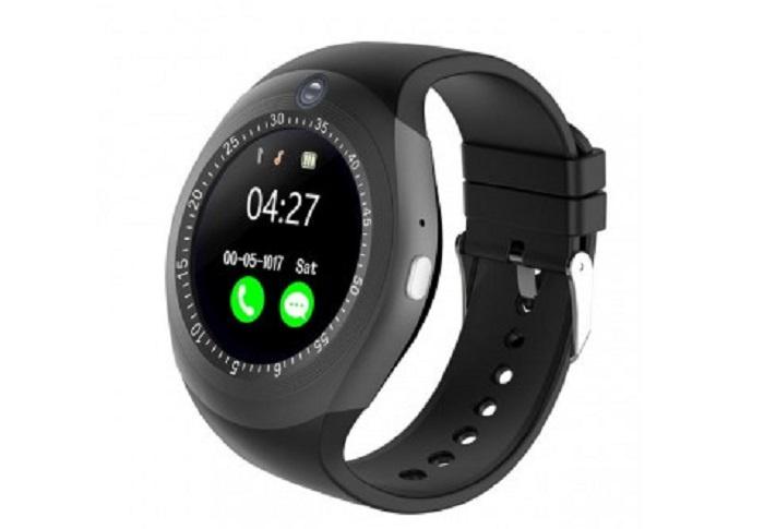 Умные часы Zodikam ZDK Y1S (Android, IOS, Динамик, Микрофон, SIM, Черный) умные часы zodikam zdk a1 черный