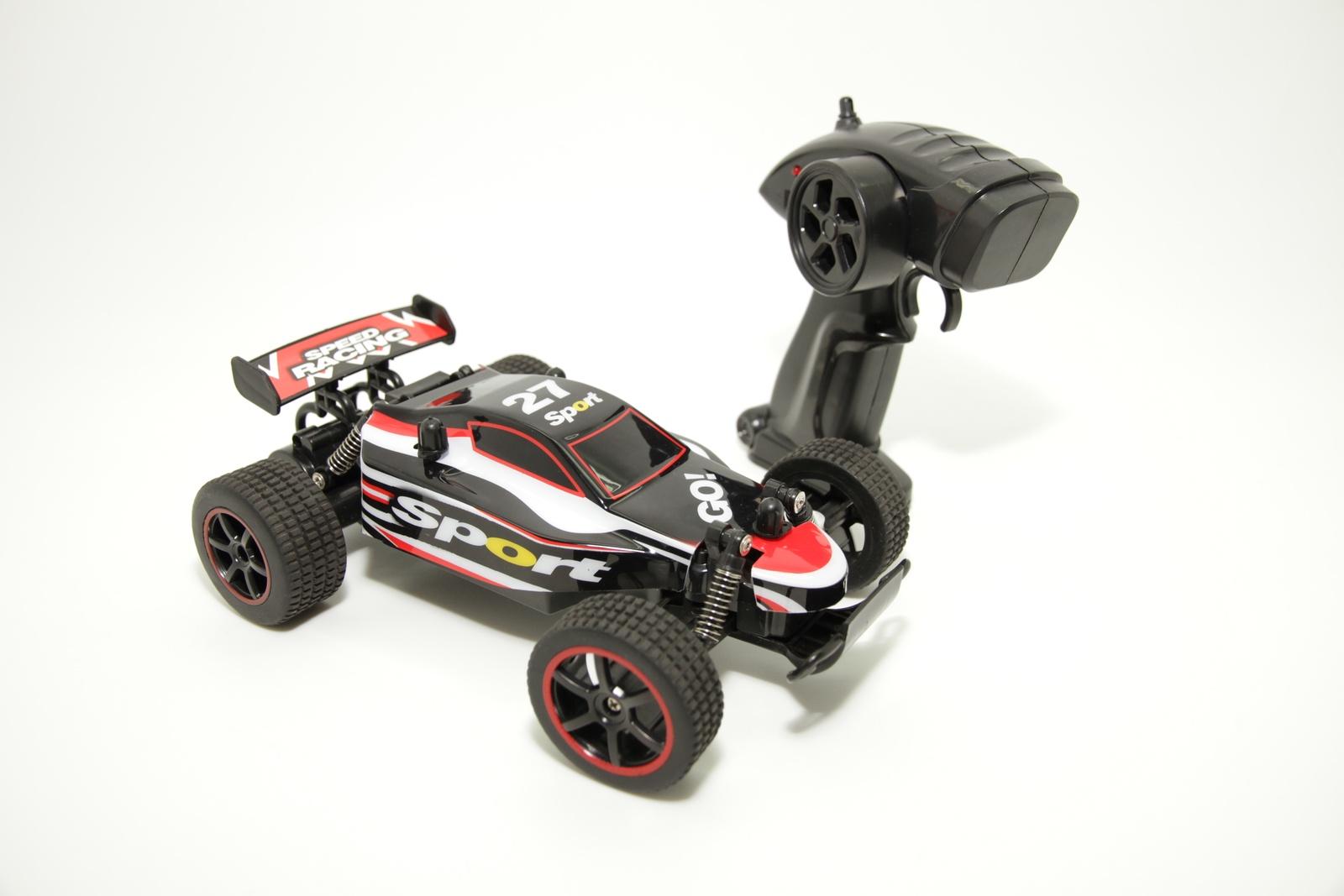 Машинка радиоуправляемая Balbi RCS-5201B, A0G1082914 красный, черный автомобиль balbi автомобиль черный от 5 лет пластик металл rcs 2401 a