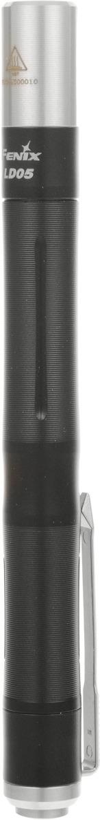 Ручной фонарь Fenix LD05V20 Cree XQ-E HI, R50800, черный