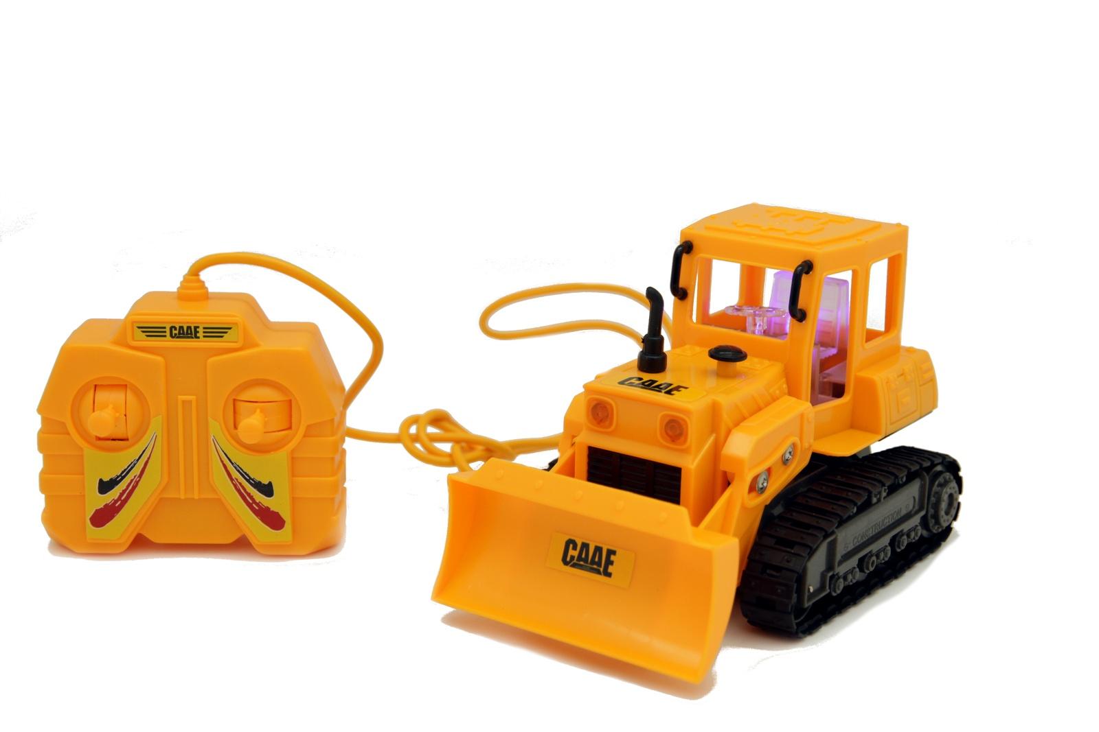 Игрушка радиоуправляемая Balbi RCW-714, A0G1082883 желтый balbi экскаватор гусеничный на дистанционном управлении цвет желтый