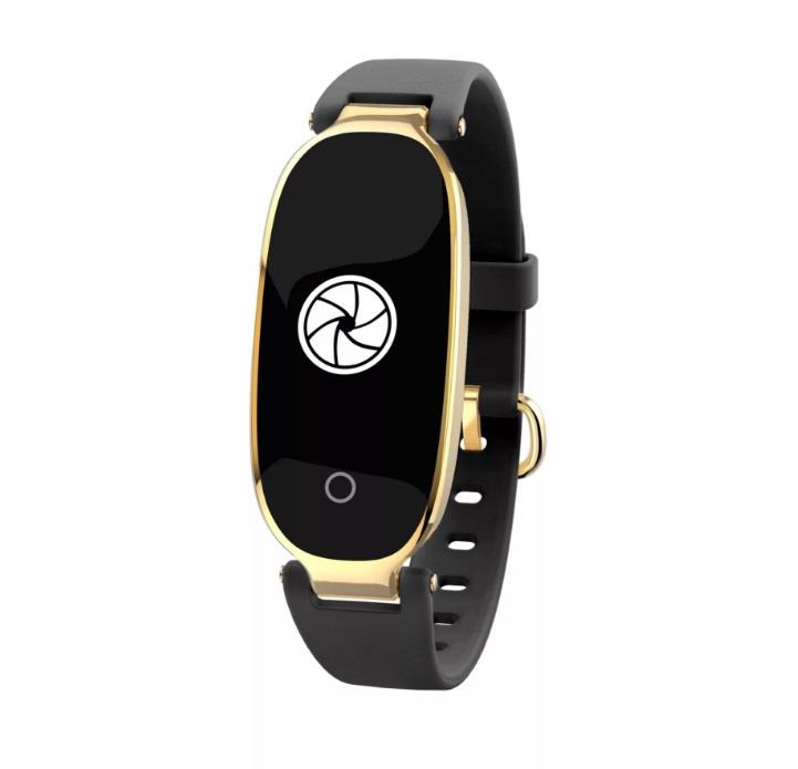 Фитнес-браслет ZDK S3 , 5288, черный умный браслет gps сенсорный экран пульсомер защита от влаги израсходовано калорий педометры регистрация деятельности регистрация