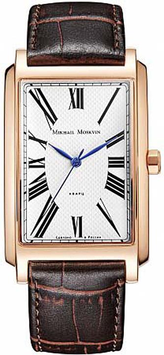 Часы наручные мужские Mikhail Moskvin, 1271A3L4, золотистый все цены