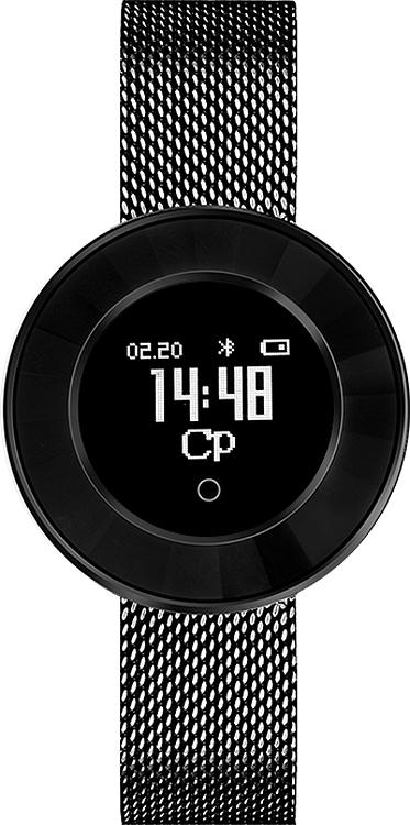 Умные часы Krez Tango, черный цена и фото