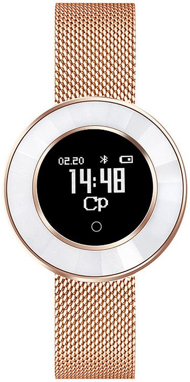 Умные часы Krez Tango, золотой цена и фото
