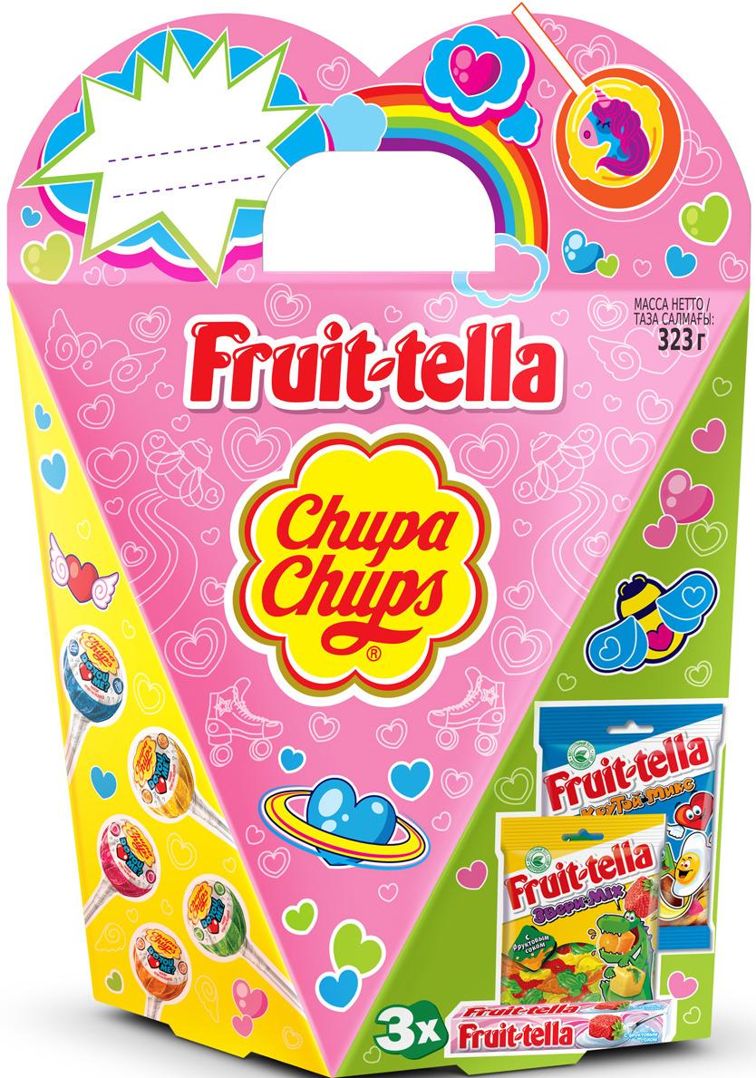 цена Набор конфет Fruittella