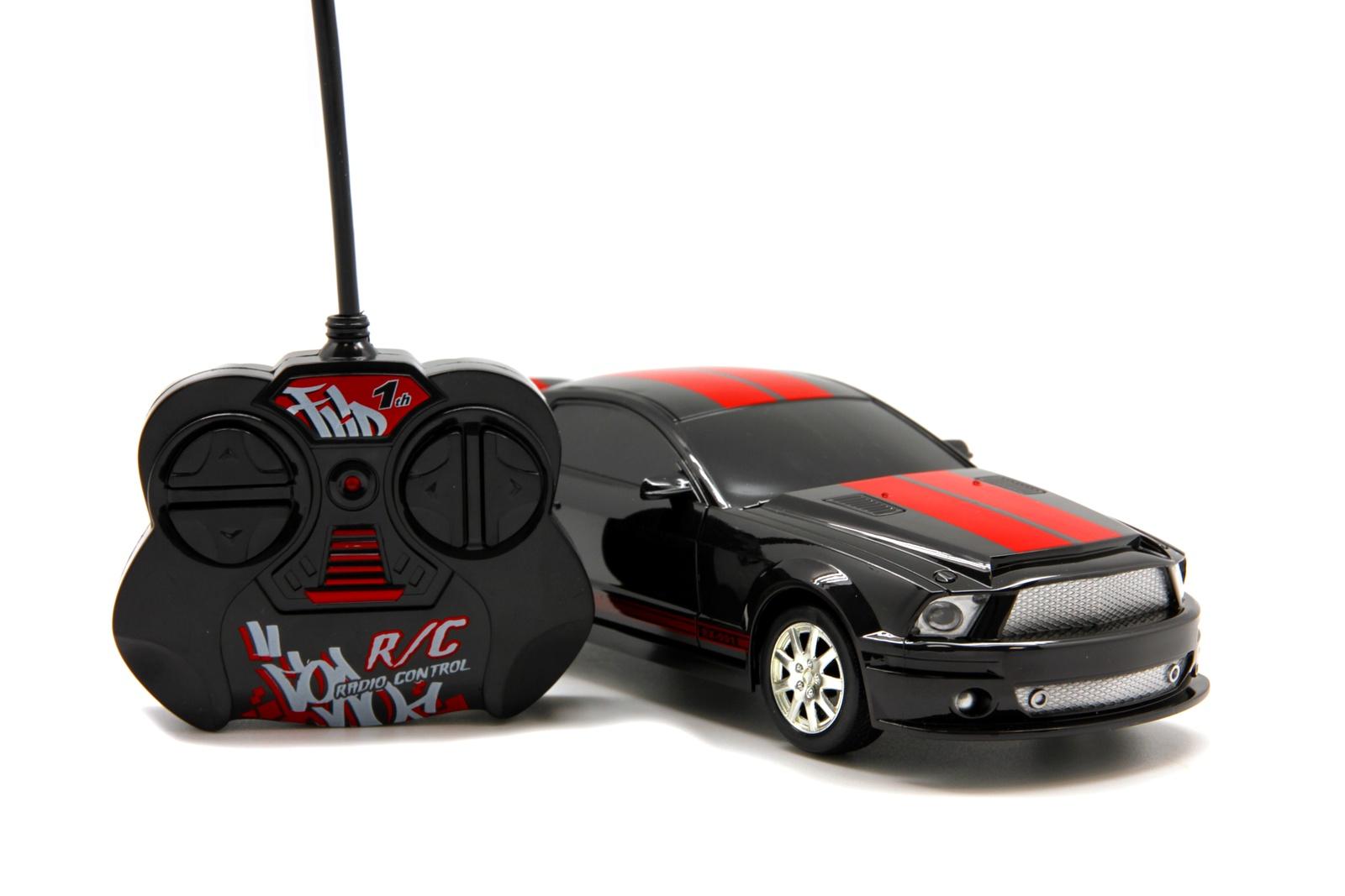 Машинка радиоуправляемая Balbi RCS-2001C, A0G1081638 черный, красный машинка на радиоуправлении balbi гоночная 1 20 красный от 5 лет пластик металл rcs 2001