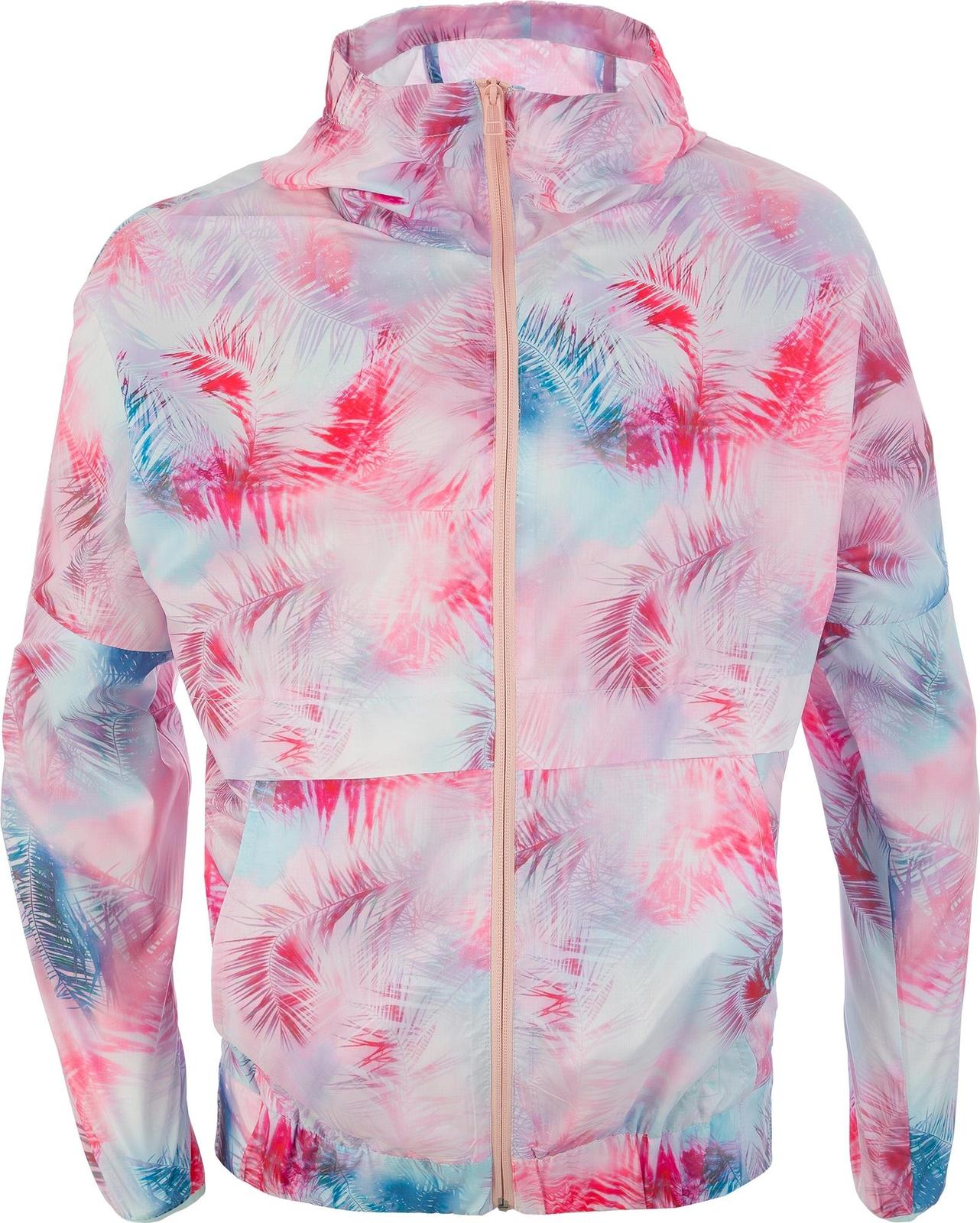 Ветровка Termit туника женская termit women s blouse цвет разноцветный s19atetuw04 mx размер l 48