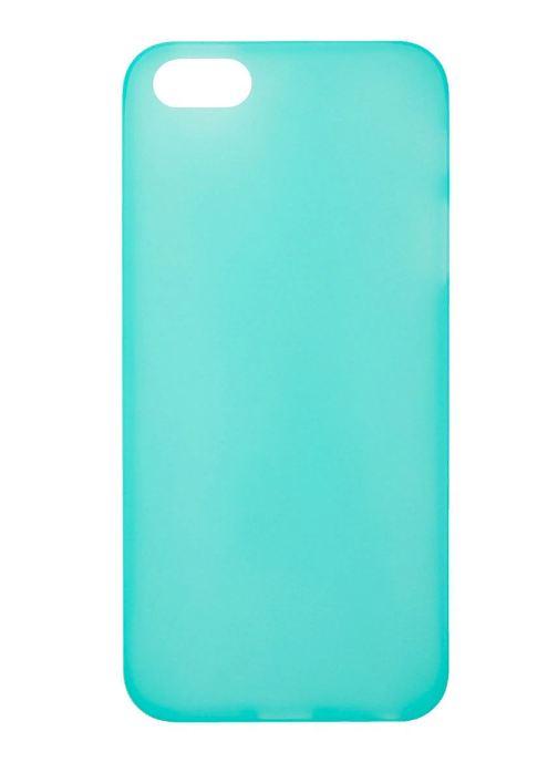 Чехол для сотового телефона IQ Format iPhone5 сверхтонкая, 4627087551254, зеленый цена