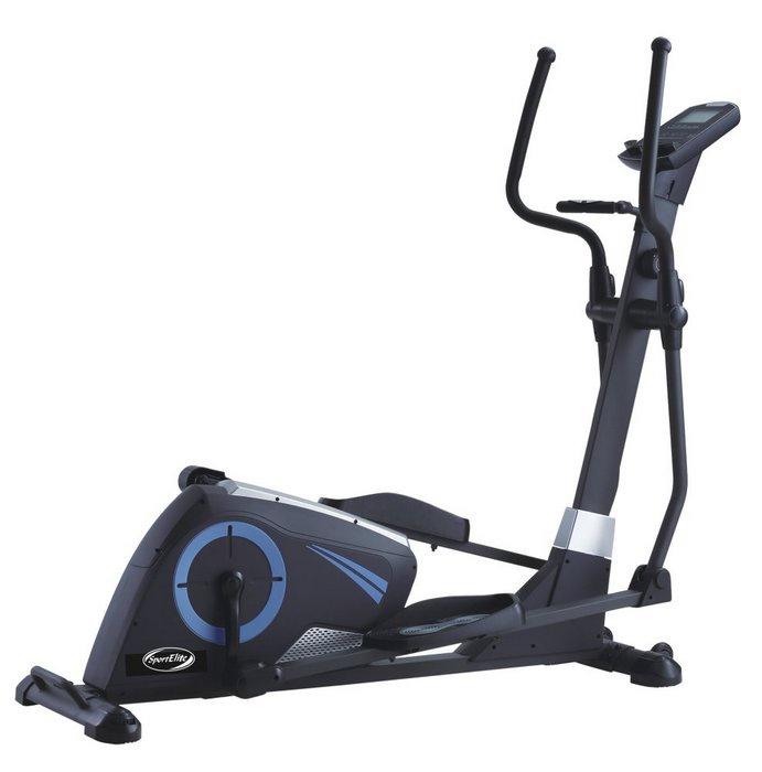 Эллиптический тренажер Sport Elite SE-E502D, SE-E502D, синий, черный