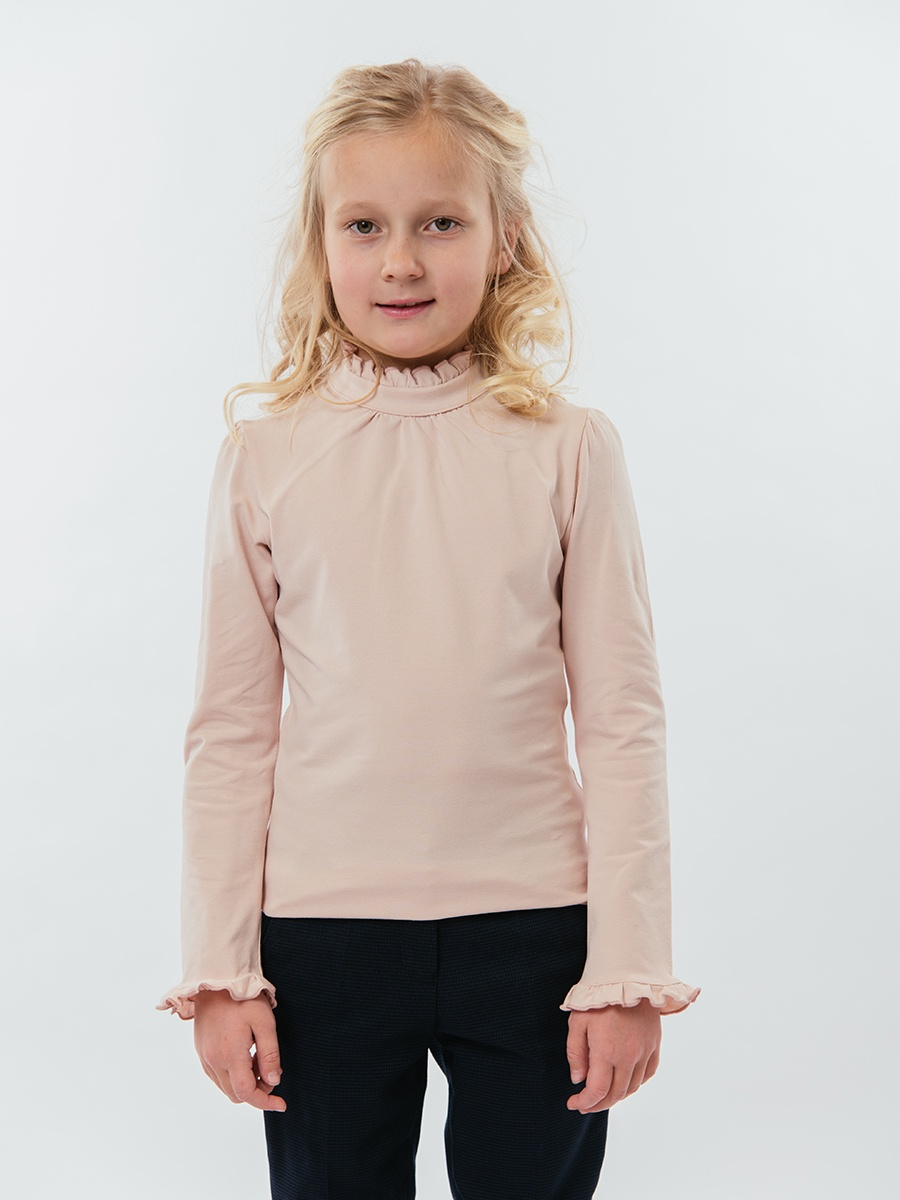 Блузка TForma/ReForma, TForma блузка для девочки sela цвет пурпурно розовый tkw 612 1012 8432 размер 128