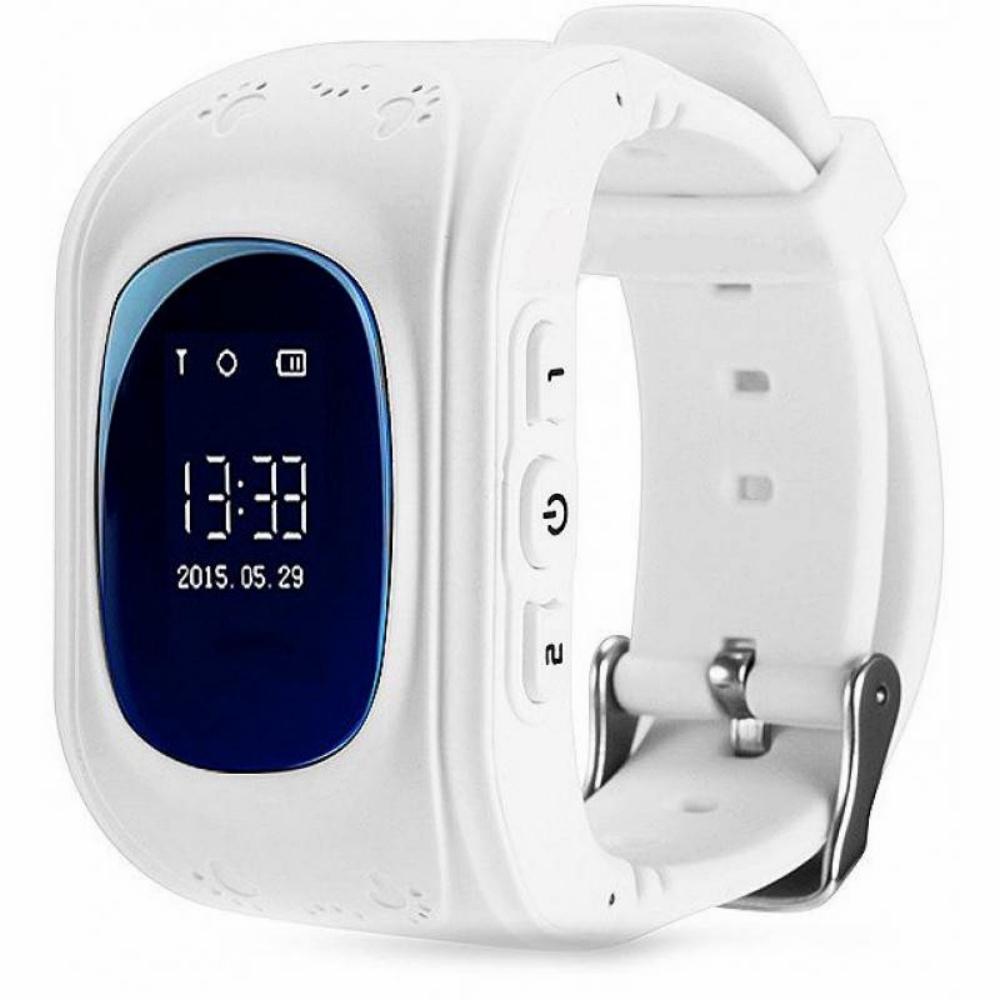 лучшая цена Умные часы для детей SBW Q50, Q50_Белые