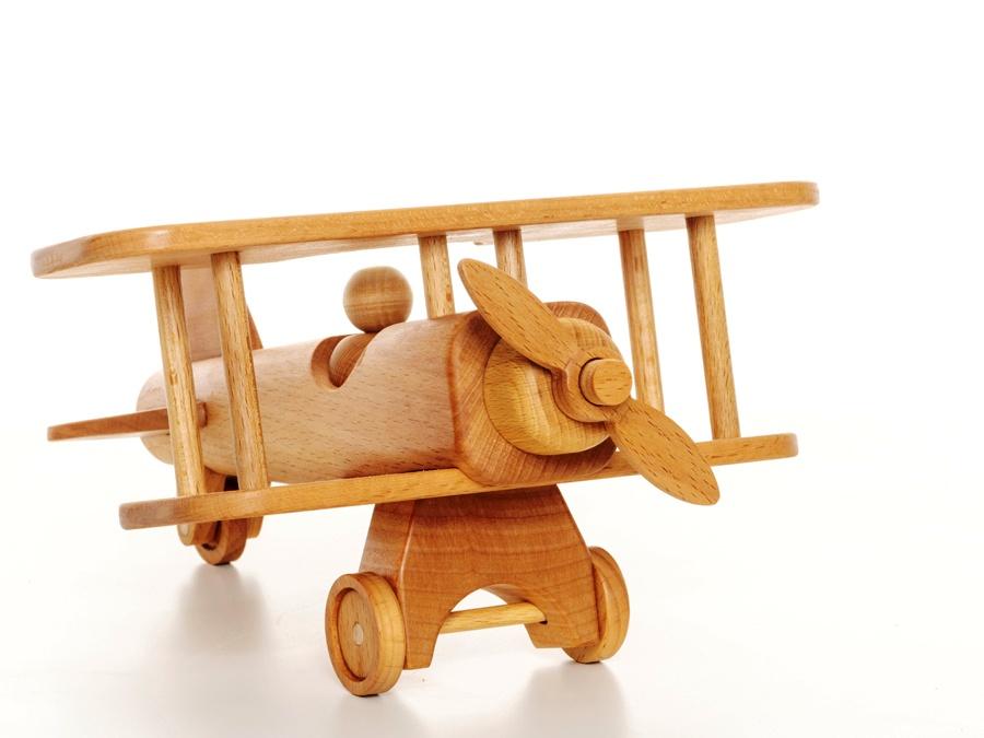 Самолет BochArt Игрушка деревянная Самолет АН-2 дешевые билеты на самолет трансаэро