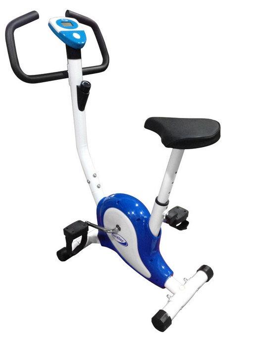 Велотренажер Sport Elite SE-1311, SE-1311, синий, белый велотренажер sport elit se 1311