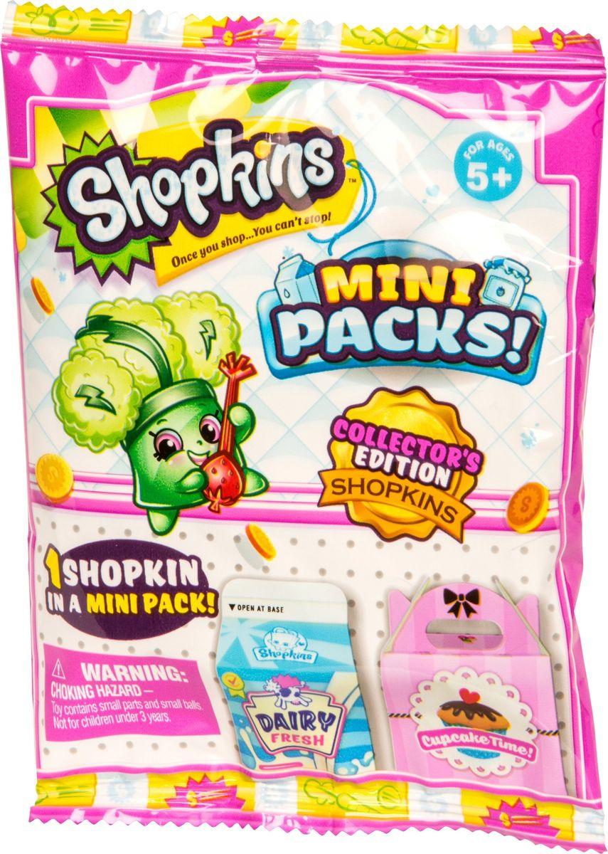 Фигурка Shopkins Пакетик с 1 героем, 56865 кукла shopkins печенька коко