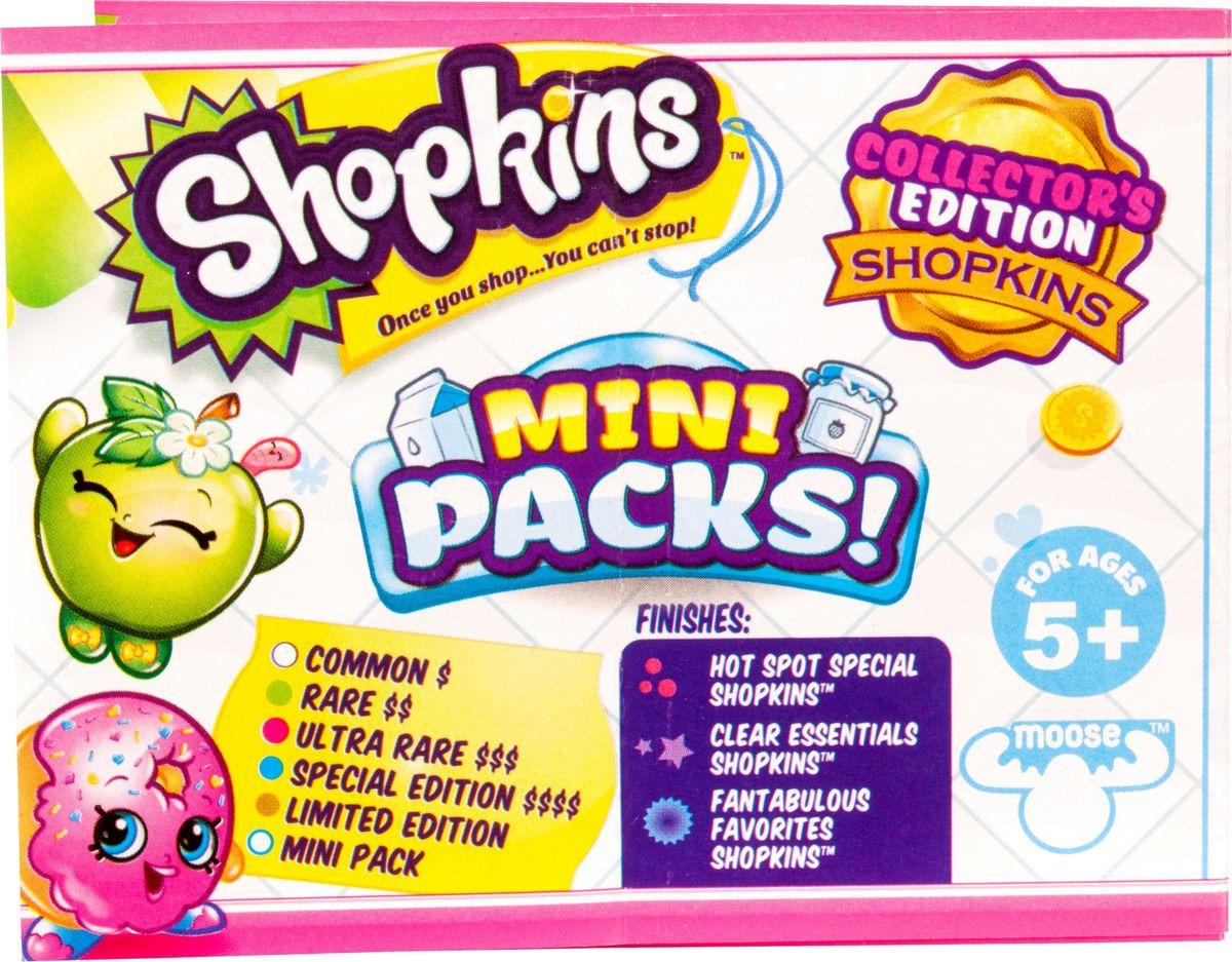 Фигурка Shopkins Мини-упаковка с 1 героем, 56868