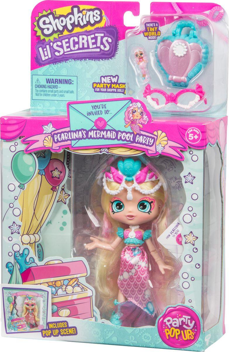 Кукла Lil' Secrets Shoppies Жемчужная Русалка, 57257 кукла shopkins печенька коко