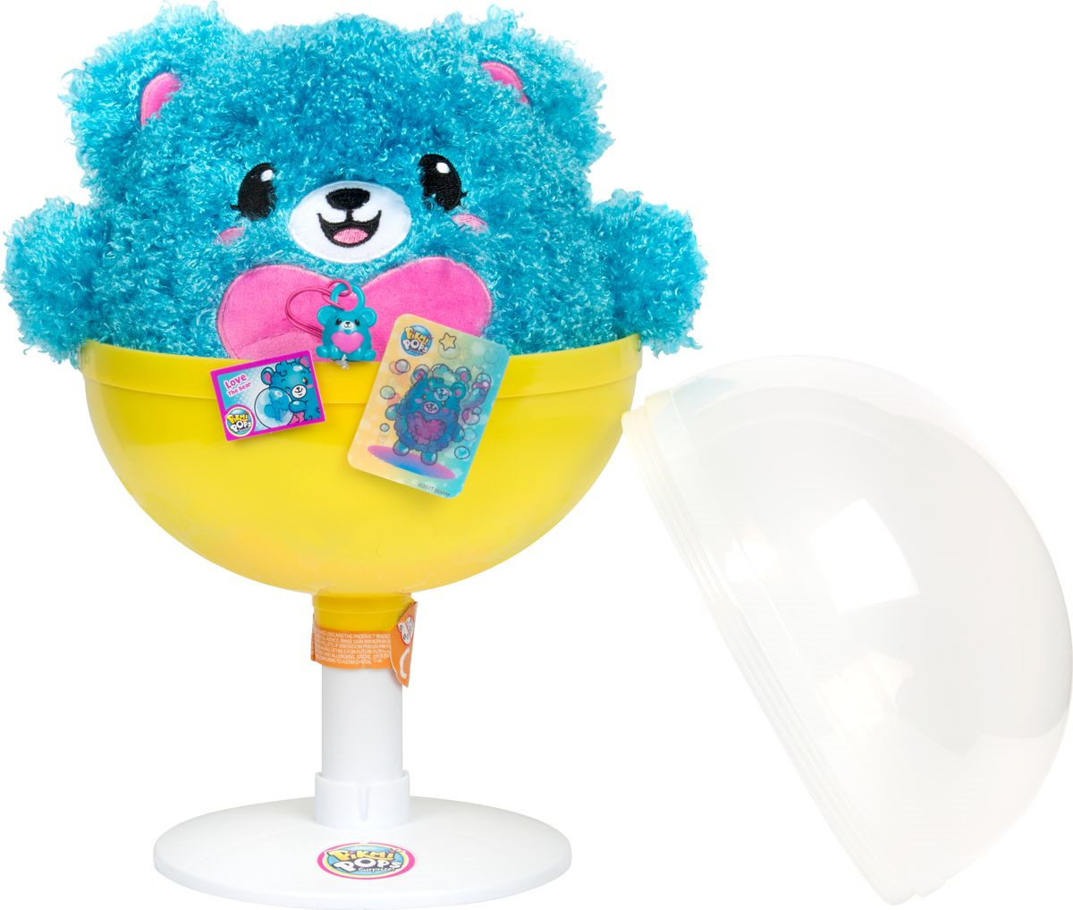Игровой набор Pikmi Pops Медвежонок, 75194