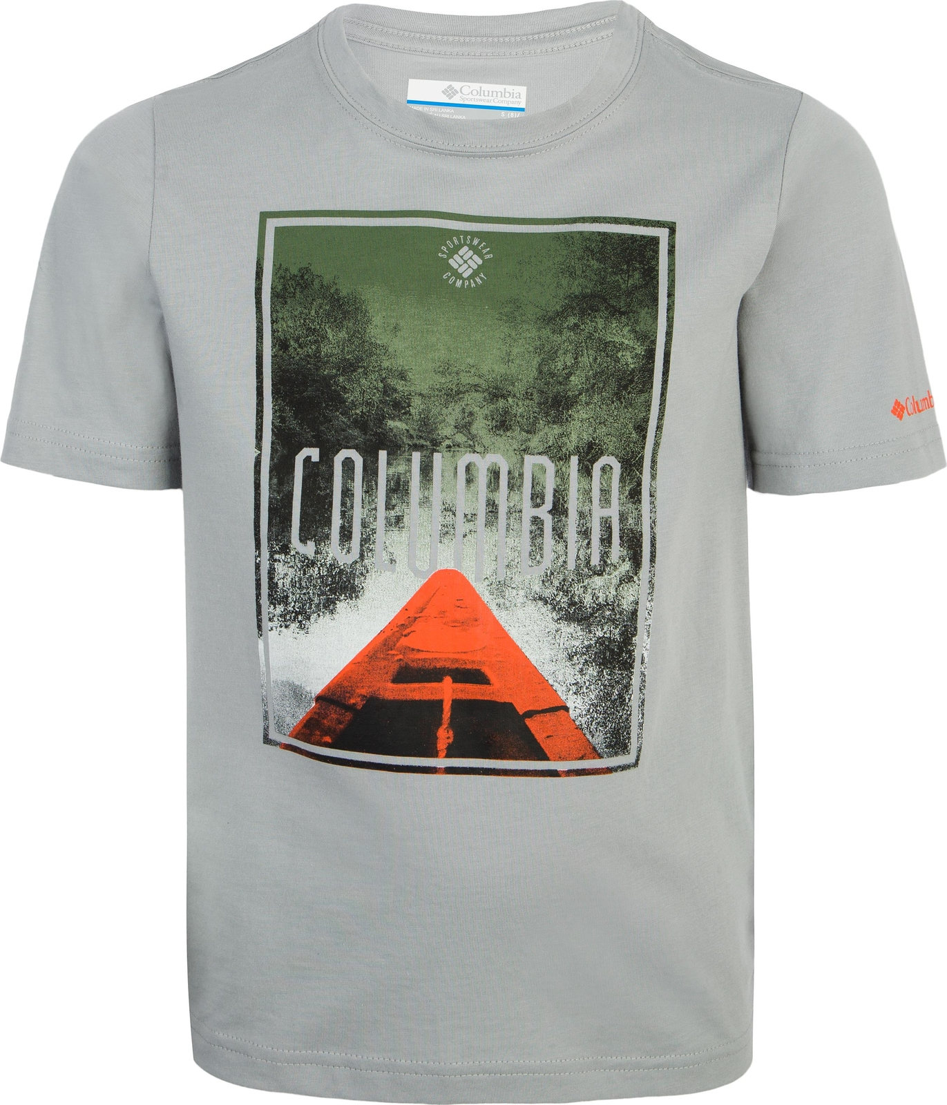 Футболка Columbia Camp Champ Short Sleeve Shirt штангенциркуль стрелочный matrix 150 мм 31601