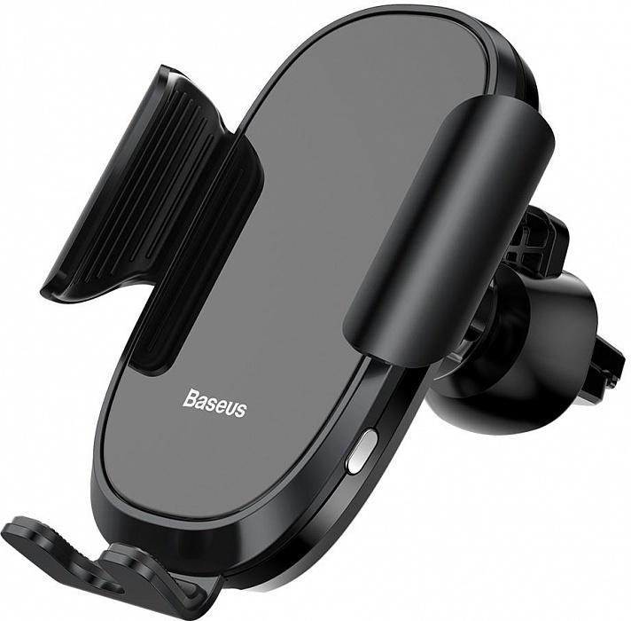 Держатель для телефона Baseus Smart Car Mount Cell (SUGENT-ZN01, 995747, черный стоимость