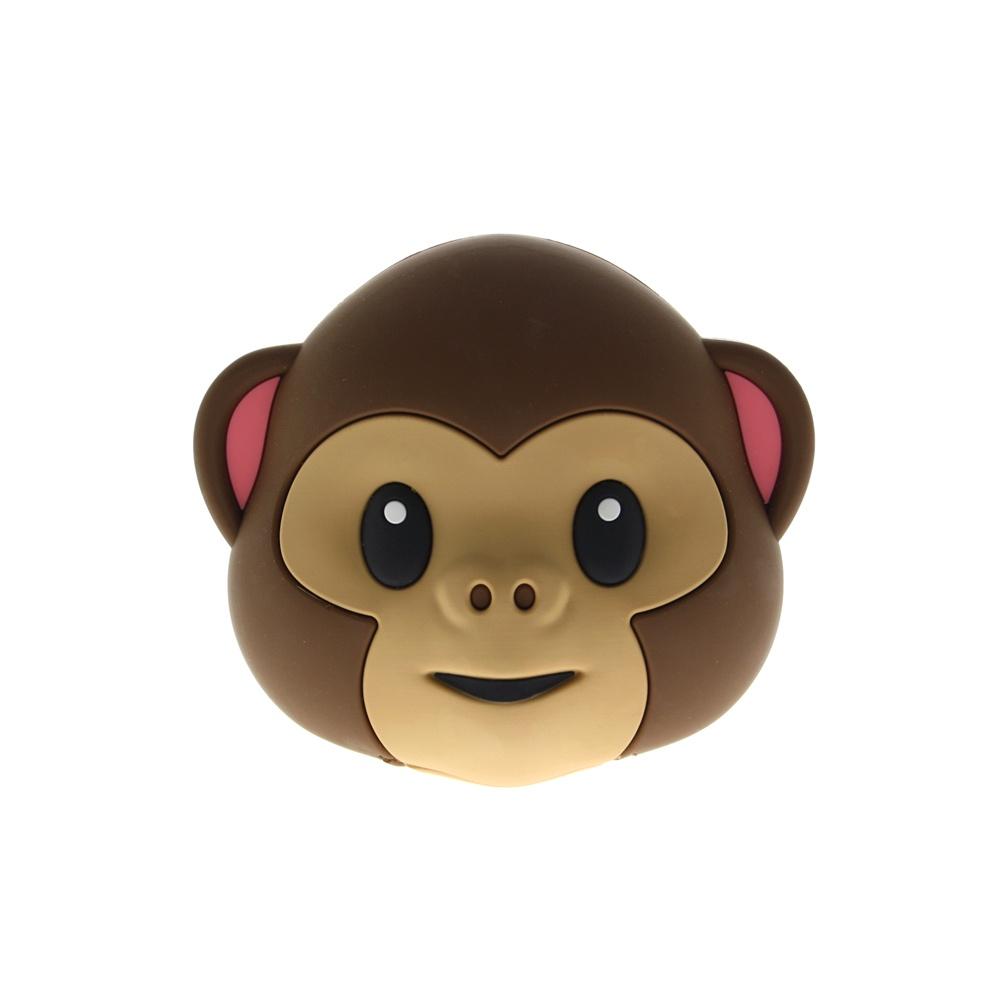 Фото - Внешний аккумулятор Mojipower Monkey, MP002MO mojipower аккумулятор mojipower heart