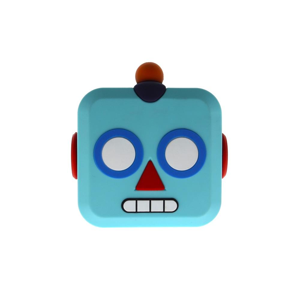 Фото - Внешний аккумулятор Mojipower Robot, MP002RO mojipower аккумулятор mojipower heart