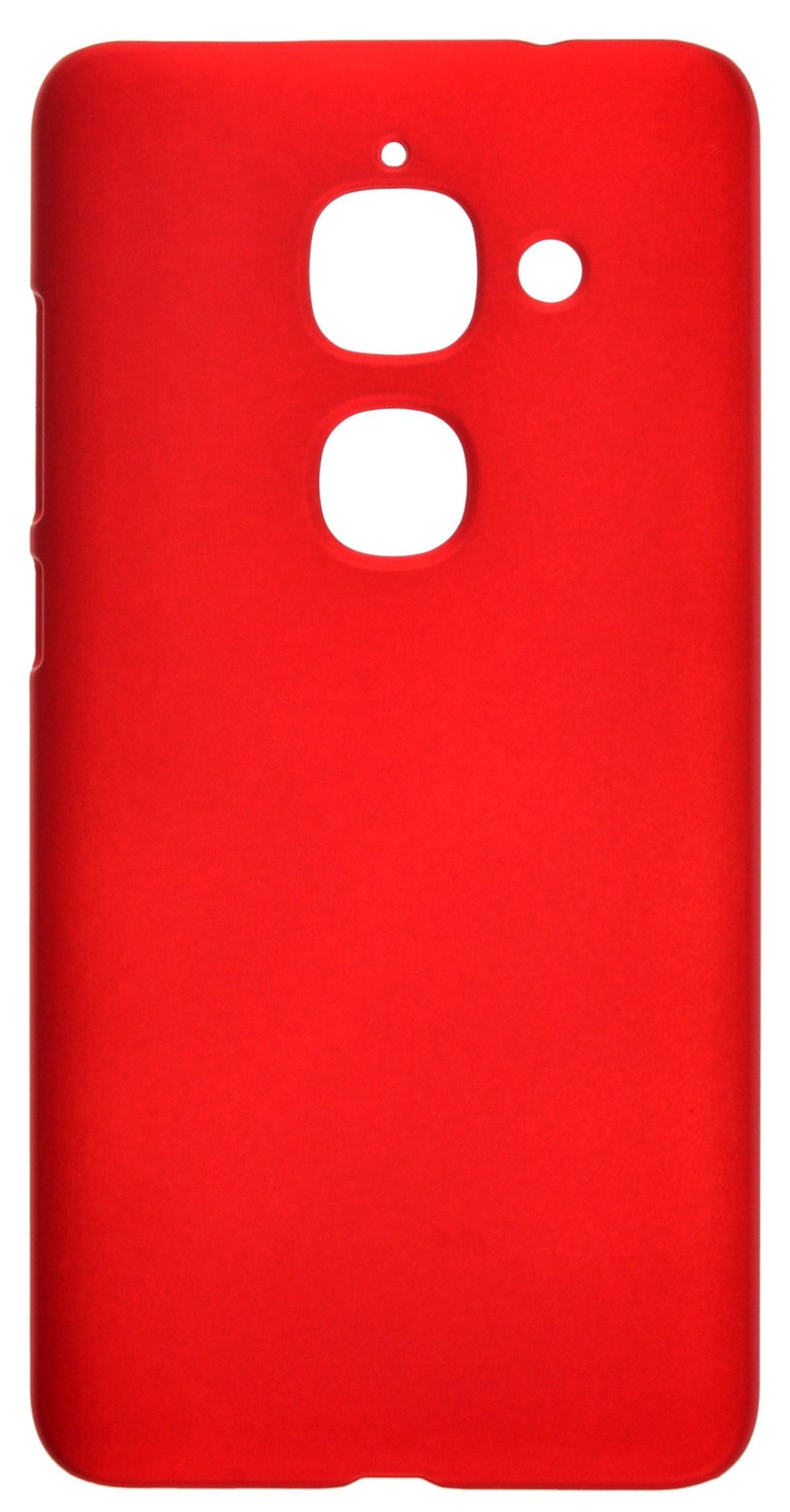Чехол для сотового телефона skinBOX 4People, 4660041407716, красный чехол для lenovo a2010 skinbox 4people shield case черный