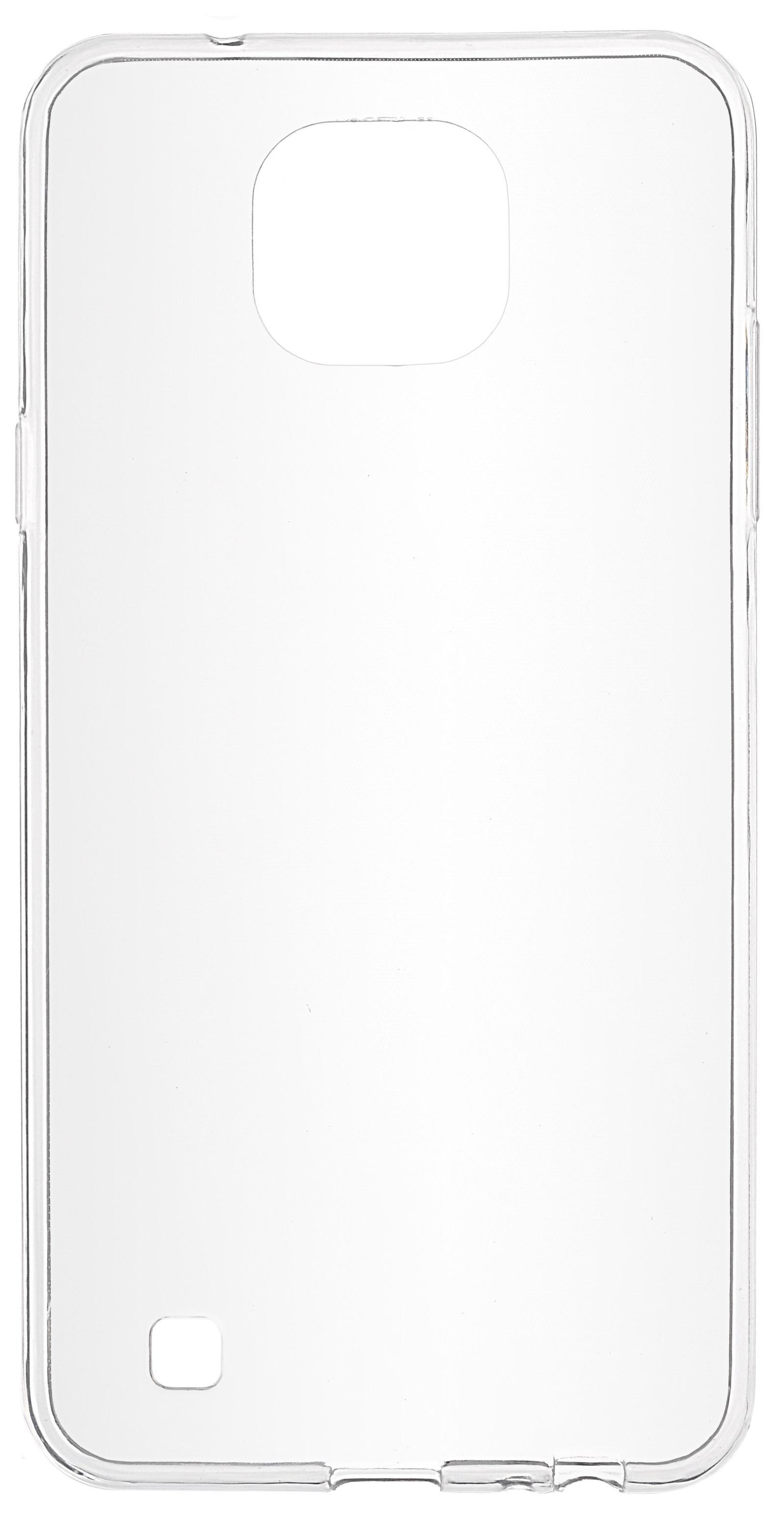 Чехол для сотового телефона skinBOX Slim Silicone, 4660041407686, прозрачный цена и фото
