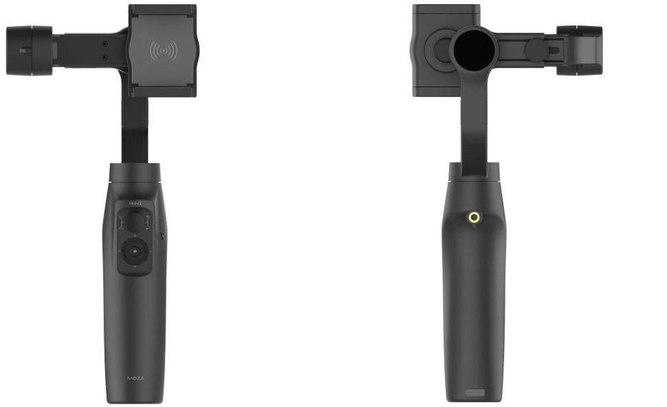 Стабилизатор для смартфона Moza Электронный стедикам Mini-Mi, MG31, черный