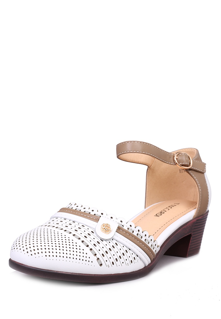 Туфли T.TACCARDI 27306450-40, белый 40 размер27306450-40Туфли женские