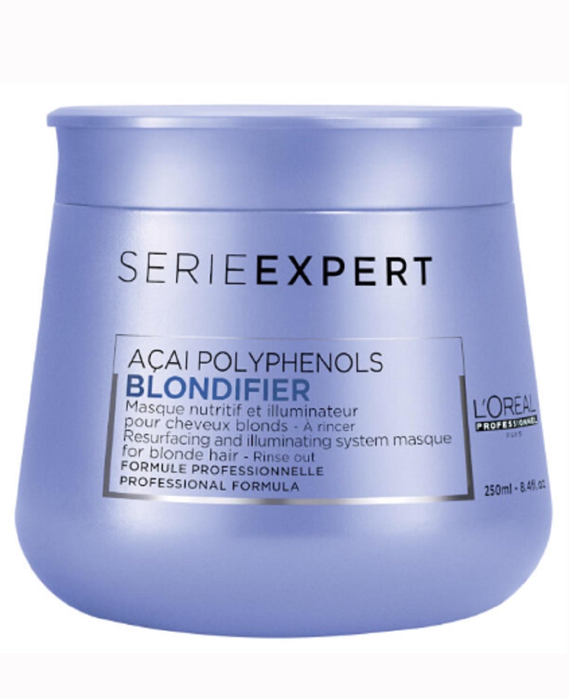 Маска для волос L'Oreal Professionnel Blondifier Mask для сияния мелированных или осветленных волос 250ml. playgro playgro подвеска тигр