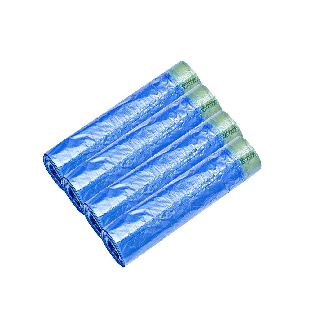 Мешки для мусора Dobb&Mopp 35 л 15 шт, 4 рулона, 3.2.03.009, синий тряпка dobb