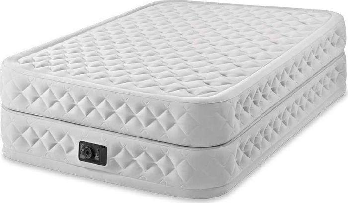 Кровать надувная Intex, с64462, со встроенным насосом, 99 х 191 х 51 см