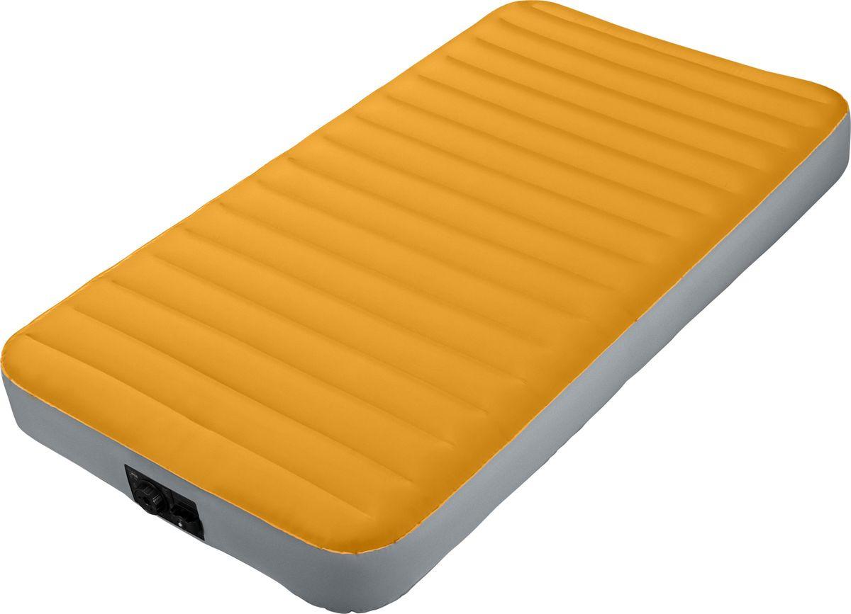 Кровать надувная Intex, с64791, со встроенным электронасосом, 99 х 191 х 15 см
