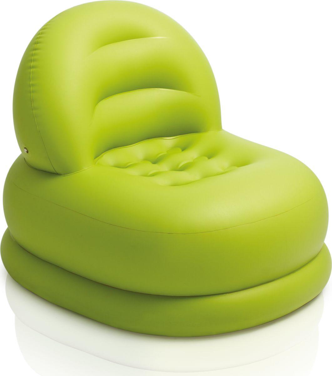 Кресло надувное Intex, с68592, 84 х 99 х 76 смс68592Современное, удобное и стильное надувное кресло - верный способ сделать Ваш отдых комфортным. Это лучшее место, чтобы расслабиться. Поставляется в нескольких цветах, чтобы соответствовать Вашему уникальному стилю: розовый, зеленый и белый.Насос в комплект не входит и приобретается отдельно. Рекомендуем!