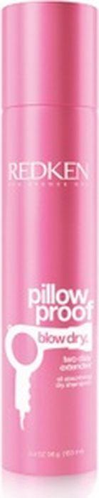 Финиш-шампунь для волос сухой Redken Styling Pillow Proof Blow Dry, продлевающий укладку, 153 мл шампунь продлевающий чистоту волос