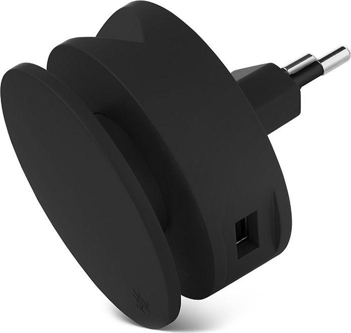 Фото - Зарядное устройство USBepower Aero, черный зарядное устройство usbepower rock коралловый
