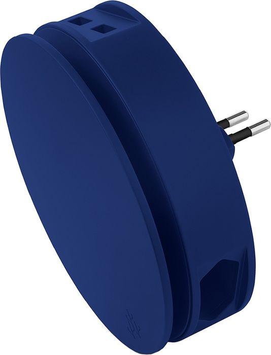 Фото - Зарядное устройство USBepower Aero, синий зарядное устройство usbepower rock коралловый