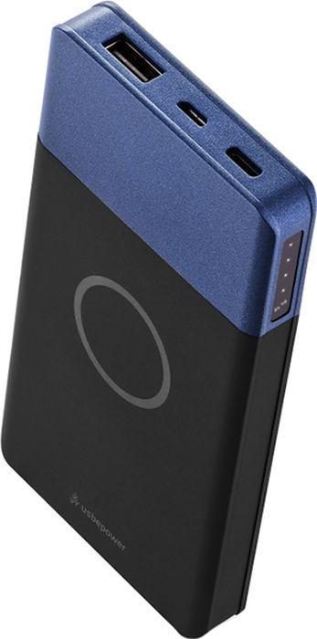 Фото - Зарядное устройство USBepower Air Wireless, синий зарядное устройство usbepower rock коралловый