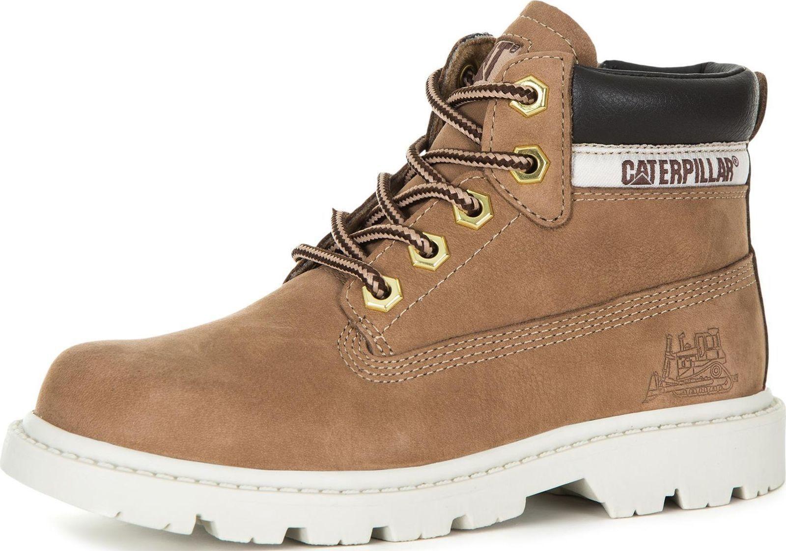 Ботинки Caterpillar ботинки для мальчика caterpillar colorado plus fur wp цвет черный p102353 размер 1 5 32