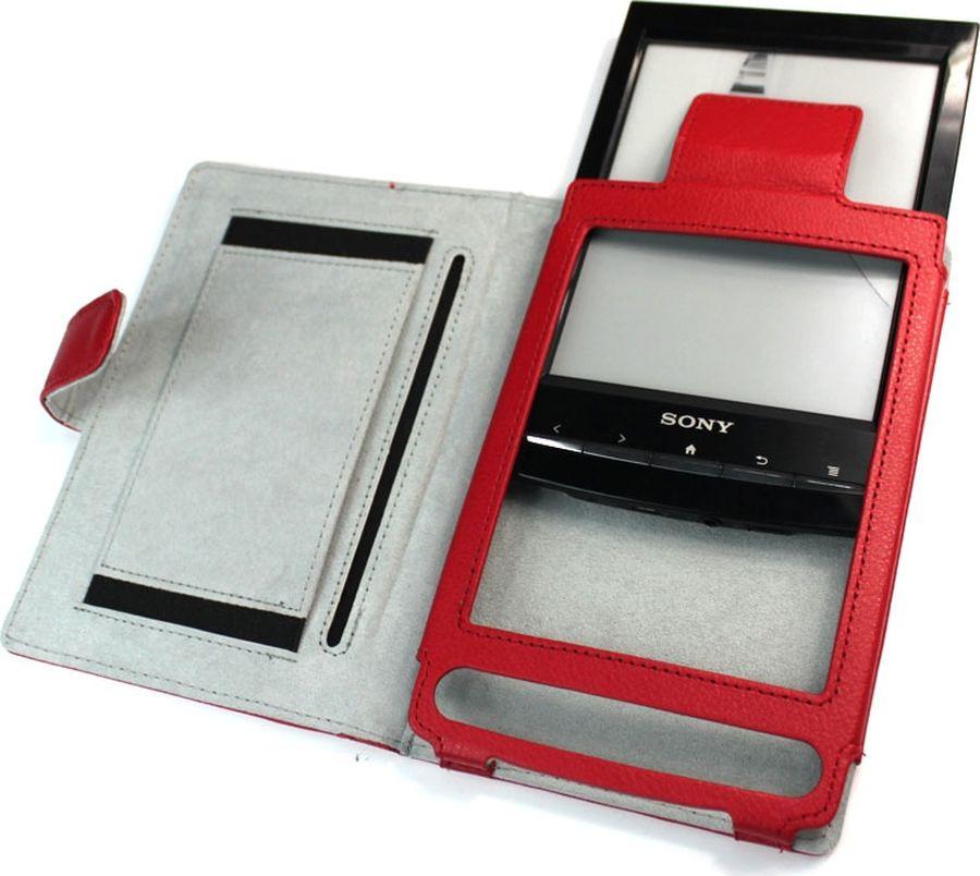 Чехол для электронной книги IT Baggage Sony PRS-T1 6, ITSYST01-1, черный