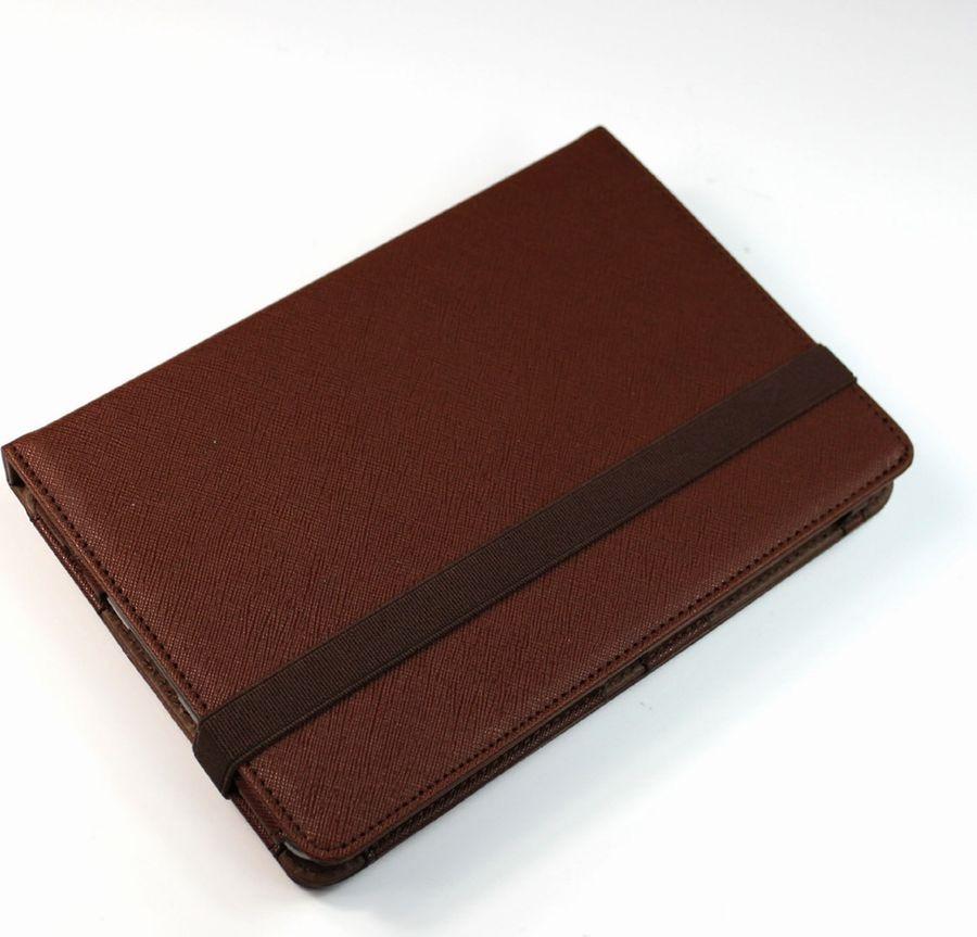 "Чехол для планшета IT Baggage для Samsung Galaxy Tab 7"" P6200/P6210, ITSSGT7-2, коричневый"