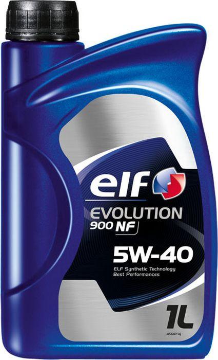 купить Моторное масло Elf Evolution 900 Nf 5W40, синтетическое, 1 л недорого