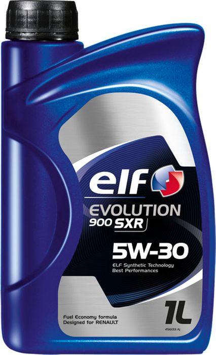 Моторное масло Elf Evolution 900 Sxr 5W30, синтетическое, 1 л масло elf evolution sxr 5w30 5л синт