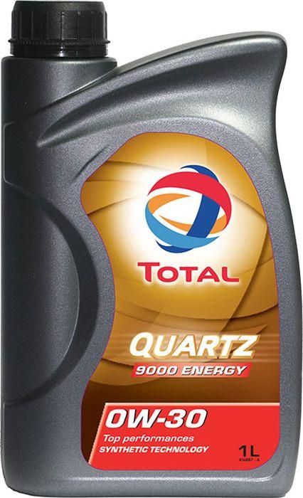 Моторное масло Total Quartz 9000 Energy 0W30, 0W-30, 1 л 166249