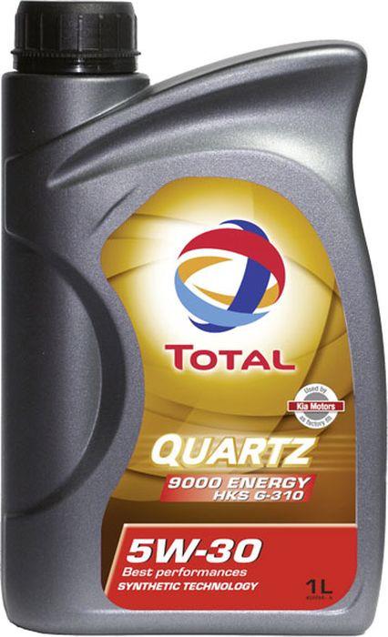Моторное масло Total Quartz 9000 Energy Hks, синтетическое, 1 л