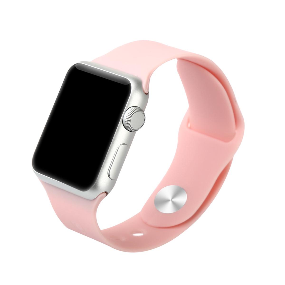 Ремешок для смарт-часов Aceshley Luxe Pink 42, 12388, розовый цены онлайн
