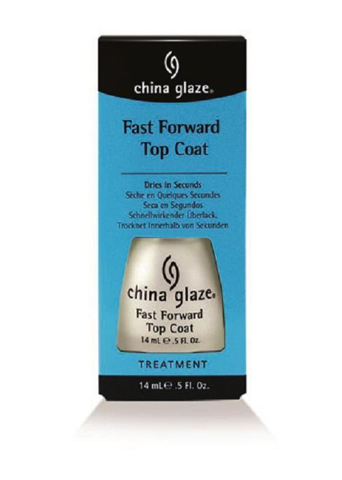 China Glaze 14 мл верхнее покрытие для лака