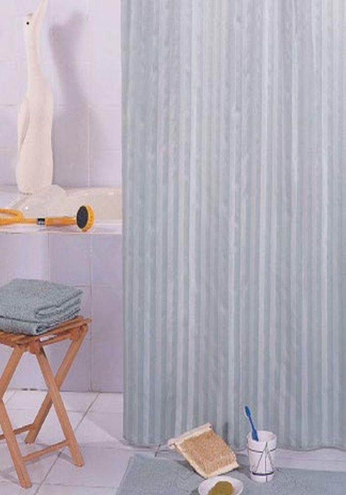 Штора для ванной BATH PLUS HILTON, серыйSKH-02Плотная штора, изготовлена из высококачественного полиэстера, с водоотталкивающей пропиткой и утяжелительной цепочкой внизу. Штора легко стирается в машинке при 30 градусах, гладится утюгом. Штора плотная и износостойкая. Плотность 120г/кв.м. Большой выбор цветов. С помощью этой шторы Вы легко и быстро украсите помещение и будете получать удовольствие долгое время. Кольца в комплекте не поставляются. Обращаем внимание, фактический цвет изделия может незначительно отличаться от изображения на сайте. Хороших Вам покупок!