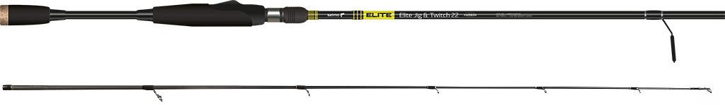Удилище спиннинговое Salmo Elite JIG N' TWITCH, 4170-213, 22 г, 2.13 м
