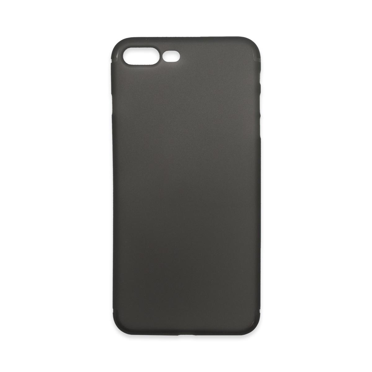 Чехол для сотового телефона IQ Format Iphone 7 plus ультра тонкая, 4627104428231, черный iq format чехол крышка iq format slim для apple iphone 7 plus 8 plus пластик голубой